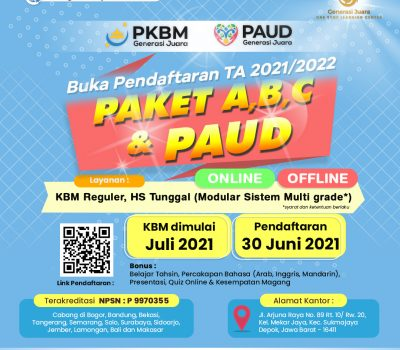 Flyer-Promo-PKBM-&-PAUD