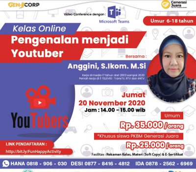 Flyer-Youtuber